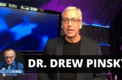 Dr. Drew Agrees With Call To Reopen Schools on Larry King's Politicking