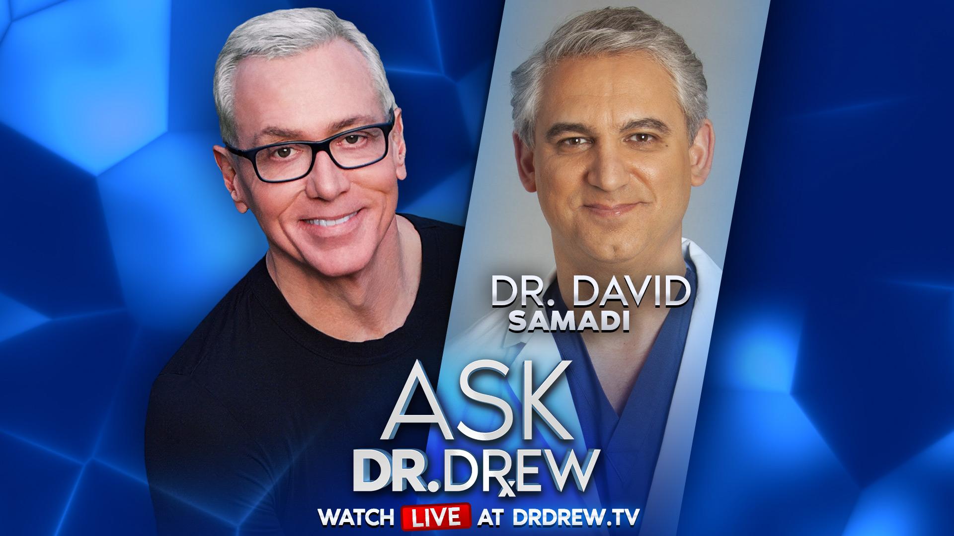 Dr. David Samadi on Men's Health & Robotic Surgery — Ask Dr. Drew
