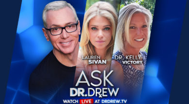 BANNER—Ask-Dr-Drew—EMAIL—Lauren Sivan and Dr Kelly Victory