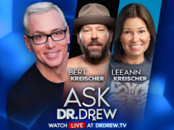 BANNER–WIDE–Ask-Dr-Drew–Bert and Leeann Kreischer