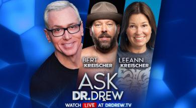 BANNER–WIDE–Ask-Dr-Drew–Bert and Leeann Kreischer