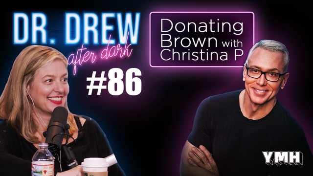 Donating Brown With Christina P