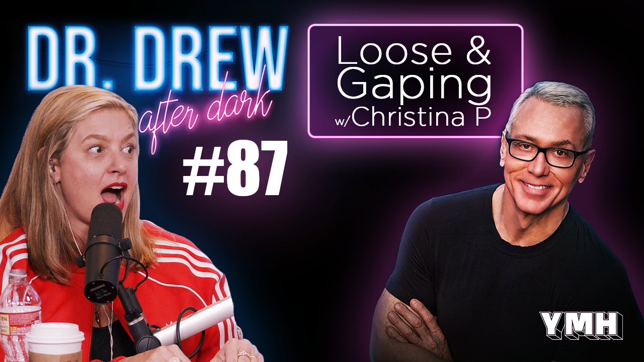 Loose And Gaping With Christina P