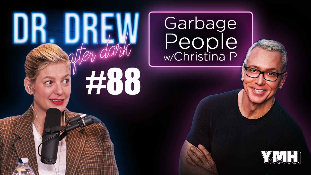 Garbage People With Christina P