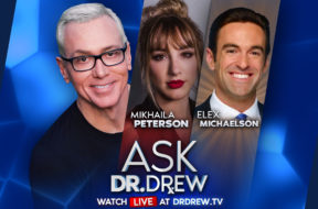 BANNER—Ask-Dr-Drew—EMAIL—Mikhaila Peterson and Elex Michaelson