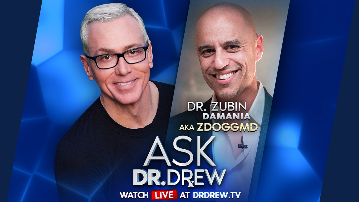 Why Are Doctors Being Censored? ZDoggMD / Dr. Zubin Damania Discusses – Ask Dr. Drew – Episode 34