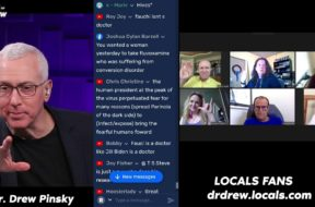 Be On The Show By Joining DrDrew.locals.com TODAY LIVE! #DoseOfDrDrew