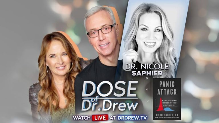 Dr. Nicole Saphier ;Author Of #PanicAttack Book