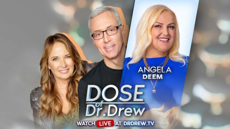 Angela Deem Is LIVE In Dr. Drew's House! His 90 Day Fiancé Dream Comes True