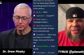 Tyrus Returns To #DoseOfDrDrew! Talking About History And Other Cool