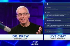 Ayahuasca, Medical Censorship & Vaccine Anxiety: Dr. Drew Answers Caller