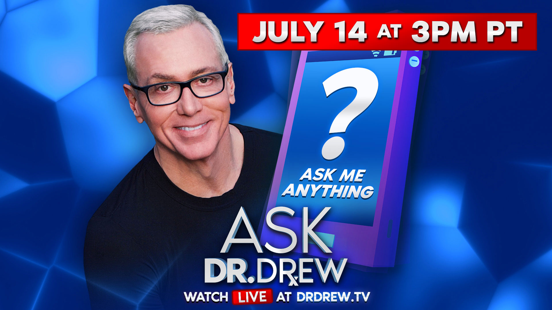 Big Tech vs. Free Speech: Dr. Kelly Victory and Steve Kirsch – Ask Dr. Drew – Episode 41