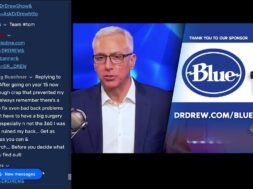Dr. Drew and You! Live Now Taking Questions Via Clubhouse!