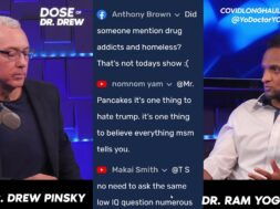 Dr. Yo Co-Hosts Dose Of Dr. Drew With Guests Dr.