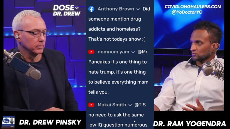 Dr. Yo Co-Hosts Dose Of Dr. Drew With Guests Dr. Kelly Victory And Katie Sullivan, Executive Dire...
