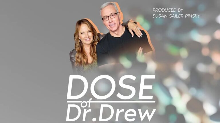 STREAMING LIVE on #DoseOfDrdrew