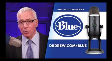All About You Today On #DoseOfDrDrew Live and Taking Questions!