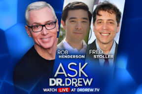 BANNER—Ask-Dr-Drew—WIDE—Rob Henderson and Fred Stoller