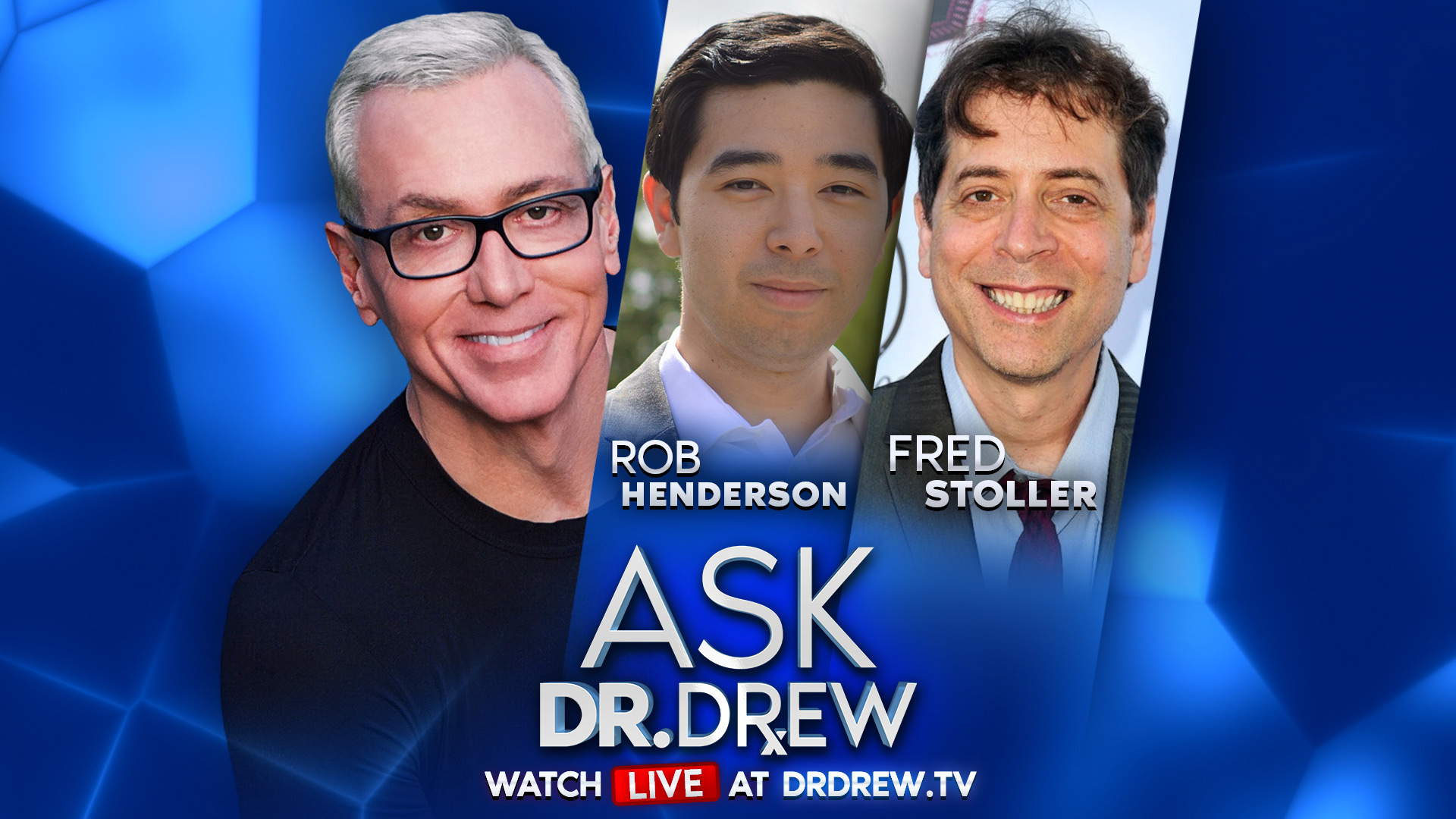 Wokefishing & Dark Triad Personality Types: Rob Henderson & Fred Stoller on Ask Dr. Drew
