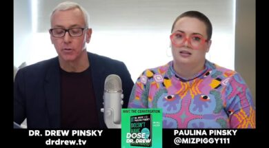 Paulina Pinsky On #DoseOfDrdrew Live! IT DOESN'T HAVE TO BE