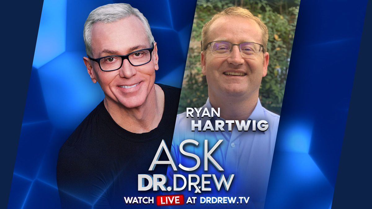 Ryan Hartwig – Facebook Moderator Turned Whistleblower – LIVE on Ask Dr. Drew