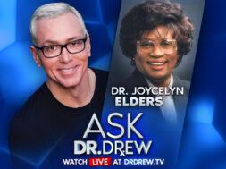 BANNER—Ask-Dr-Drew—WIDE—Dr Joycelyn Elders v1