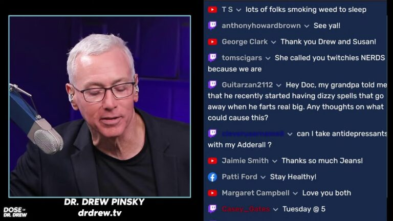 Susan Got Her Booster. Dose of Dr. Drew And You. Oct 11 2021